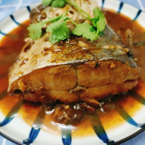 鲅鱼的做法,酱焖大鲅鱼这样做好吃一百倍!多吃还能助消化