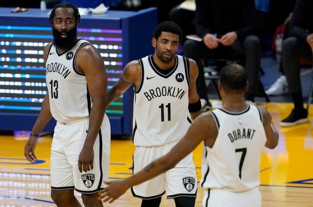 篮网三节轰112分创季后赛队史纪录 110分与三巨头相关 全球新闻风头榜 第1张