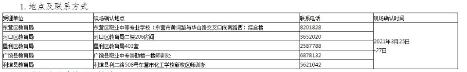 普通话成绩查询时间,东营市2021年上半年普通话水平测试公告