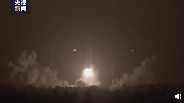 祝贺!长征七号改遥二运载火箭成功发射,网友:太酷了 全球新闻风头榜 第1张