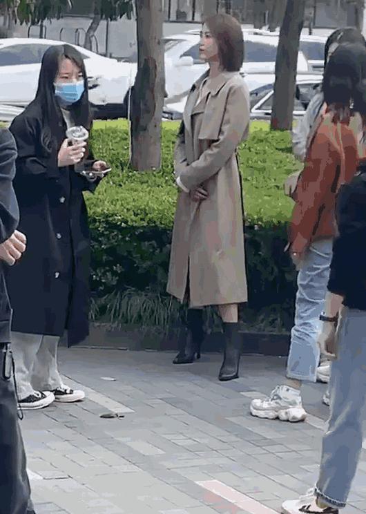 高圆圆扮演刑事辩护律师