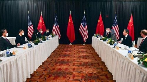中美关系最新消息,英媒:拜登上台在中美关系上主打走钢丝玩法 竞争性接触出炉