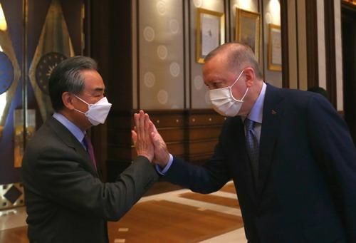 土耳其总统埃尔多安会见王毅 全球新闻风头榜 第2张