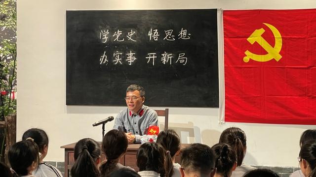 """vr学习,广西百色:""""5G网络+VR""""让党史学习教育""""活""""起来"""