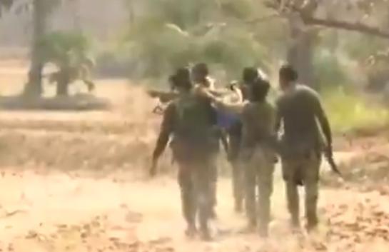印度安全部队22人在与武装人员交火中身亡 现场画面曝光 全球新闻风头榜 第3张