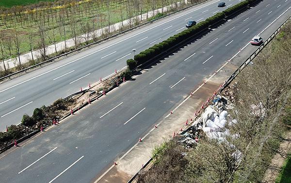 沈海高速4车相撞致11人死亡事故初步查明:货车轮胎脱落,后车避让失控 全球新闻风头榜 第2张