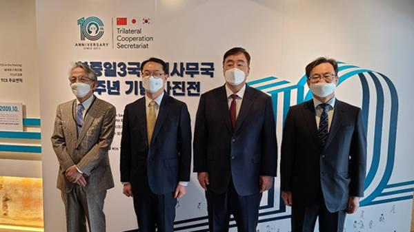 韩外长:如果日本以标准程序排核废水入海,韩国不反对 全球新闻风头榜 第1张