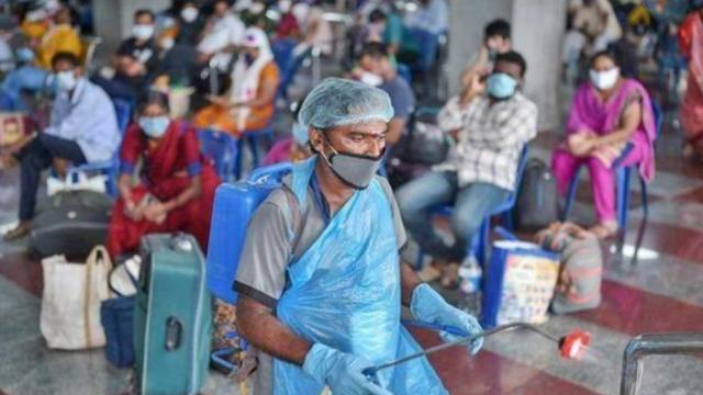 胡锡进:印度日增31万病例已成外交孤岛 希望中印能联手抗疫 全球新闻风头榜 第1张