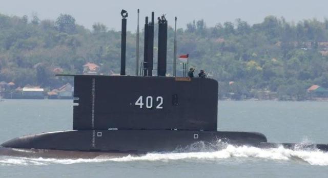 快讯!外媒:印尼搜救人员找到了载53人失踪潜艇残骸 全球新闻风头榜 第2张