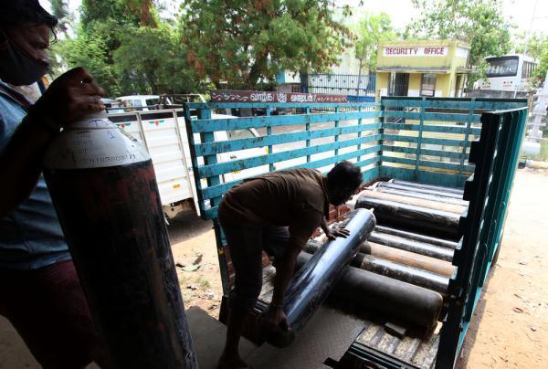 印度:补充医用氧气 全球新闻风头榜 第3张