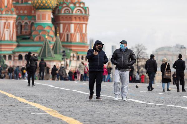 俄媒:莫斯科新冠疫情迅速恶化