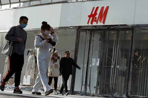 HM、NIKE和Burberry等知名品牌回绝应用新疆省产棉