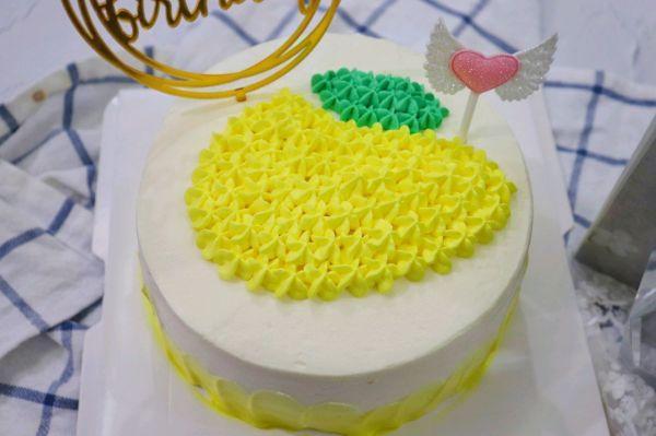 10岁生日祝福语,#豆果10周年生日快乐#「豆果专属生日蛋糕」