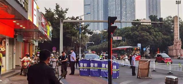 柳州闹市区一电动车运载尸体,警方已排除刑事案件 全球新闻风头榜 第1张