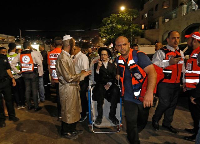 约旦河西岸:一犹太人定居点看台坍塌致两死多伤 全球新闻风头榜 第5张