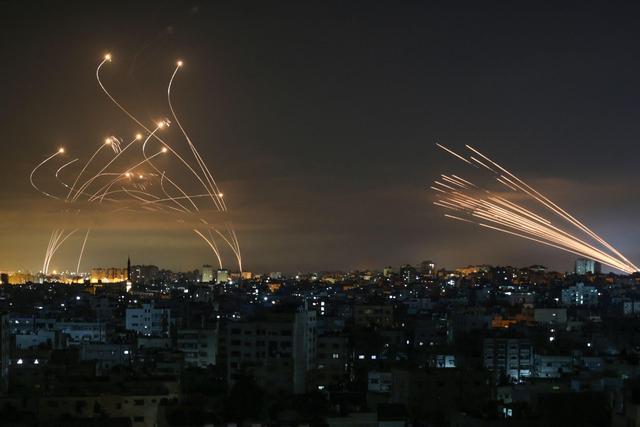 以色列军方:已有近3700枚火箭弹从加沙地带射向以色列 全球新闻风头榜 第1张