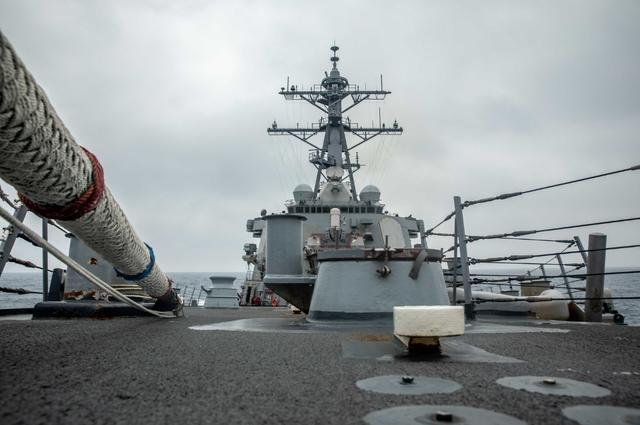 卫星捕获:美舰穿航台湾海峡时,3架美军侦察机飞往南海活动,疑似提供情报支援 全球新闻风头榜 第3张
