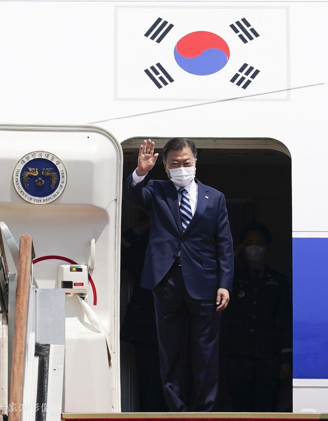 韩国总统文在寅今日启程访美 5月22日将会晤拜登 全球新闻风头榜 第2张