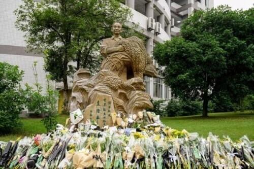 名人的小故事,国际社会缅怀袁隆平:他是造福世界的中国科学家