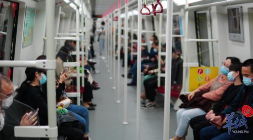 """今日起,在广州搭乘公交、地铁需出示""""绿码"""" 全球新闻风头榜 第1张"""