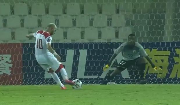 叙利亚4比0大胜马尔代夫,已领先国足8分 全球新闻风头榜 第1张