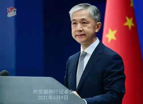 美官员称全球强烈反对中国政策 汪文斌:这个说法用来形容美国最恰当 全球新闻风头榜 第1张