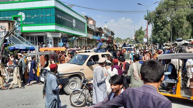 阿富汗女市长:我正在逃亡,没空接受采访