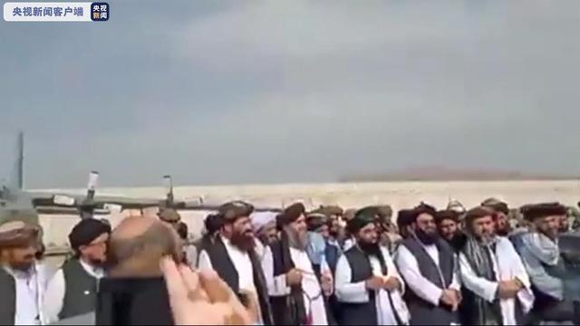 塔利班发言人表态:希望与世界各国发展良好关系 全球新闻风头榜 第1张