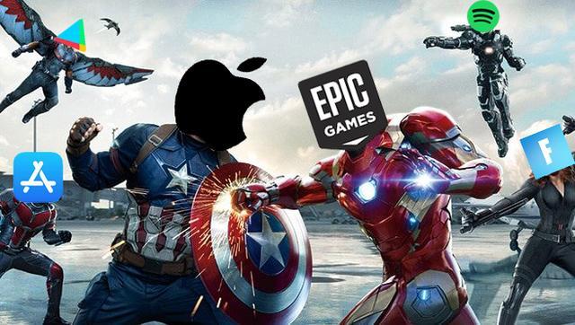与Epic讼案判决结果出炉后 苹果公司股价下跌3%