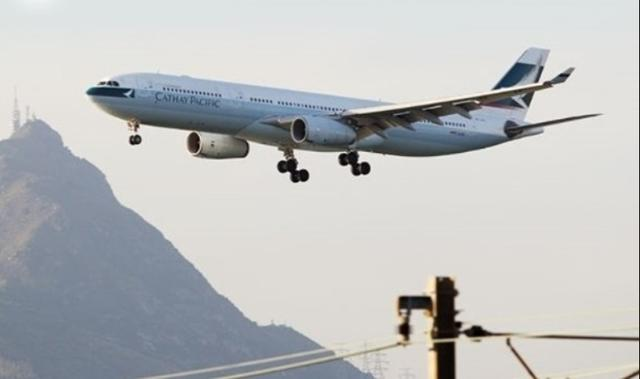 港警接报国泰飞往北京航班有炸弹 飞机抵达后紧急疏散 全球新闻风头榜 第2张