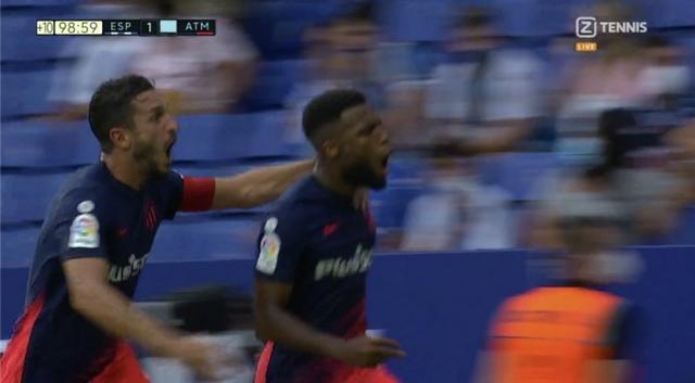 第99分钟,勒马尔绝杀马竞2-1西班牙人 全球新闻风头榜 第1张