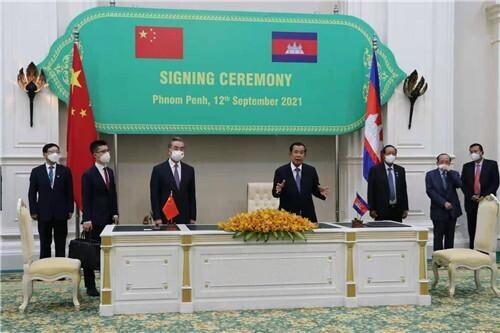 王毅访问柬埔寨,首相洪森:柬虽是小国,但不会在压力下退缩 全球新闻风头榜 第4张