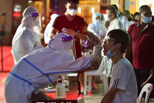 学校成为传播点,莆田本土新冠疫情或已在学校隐匿传播10天 全球新闻风头榜 第1张