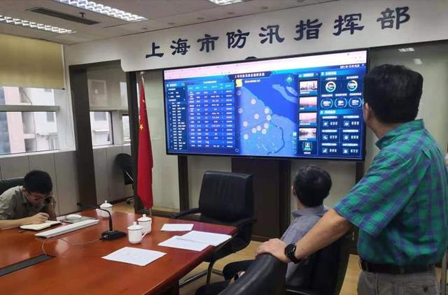"""市防汛办:台风""""灿都""""今晚登陆上海的可能性大大降低,但对上海的影响仍然较大 全球新闻风头榜 第1张"""