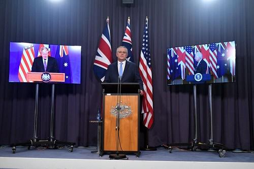 美媒:澳大利亚抱紧美国大腿对抗中国其实很冒险 不过是美国圈养金丝雀