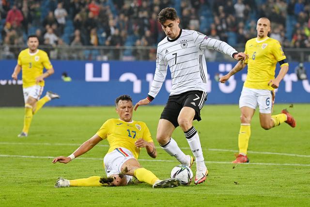 足球——世预赛:德国胜罗马尼亚 全球新闻风头榜 第2张