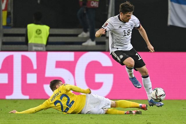 足球——世预赛:德国胜罗马尼亚 全球新闻风头榜 第4张