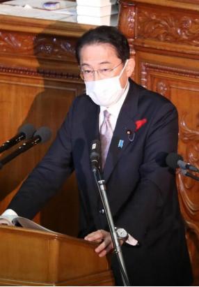 """日媒:岸田文雄国会接受质询,称将维持与台湾""""非官方的实质关系"""""""