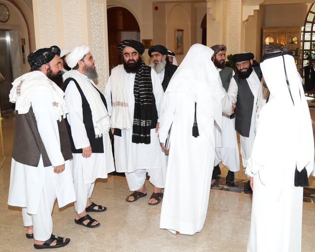 """塔利班称愿与国际社会""""积极""""交往 全球新闻风头榜 第3张"""