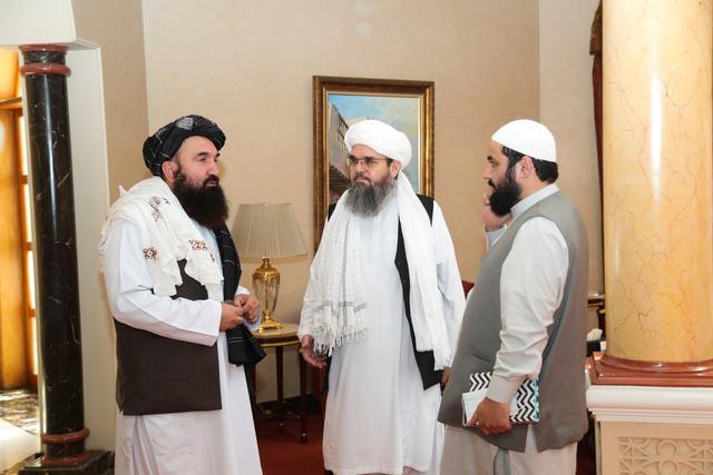 """塔利班称愿与国际社会""""积极""""交往 全球新闻风头榜 第4张"""