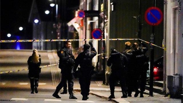 挪威弓箭袭击事件已致5死2伤,警方:不排除恐怖袭击可能