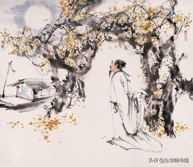 黄庭坚的诗,黄庭坚最引以为傲的一首诗,连苏轼都称赞不已,值得我们一读再读