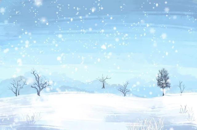 描写冬天的句子,描写冬天的好词、好句、好诗,快给孩子收藏!