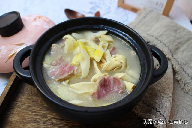 """腌笃鲜的做法,江南特色菜""""腌笃鲜""""的正确做法,牢记三点,厨房小白也能变大厨"""