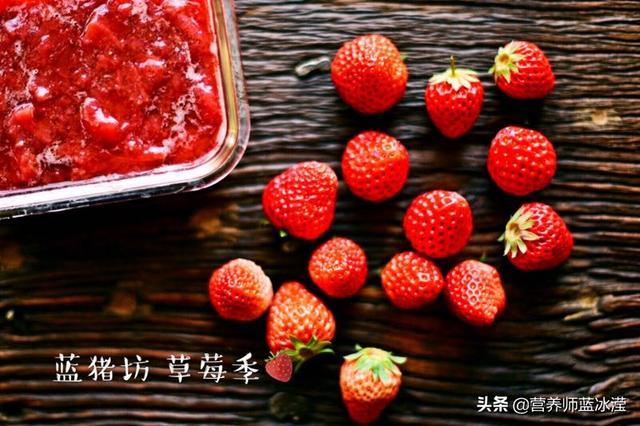 草莓酱的做法,不敢让孩子吃果酱?一款自制草莓酱孩子爱吃又健康