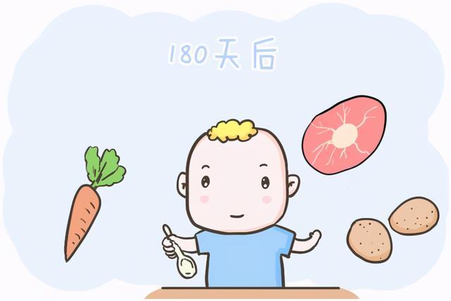 婴儿食品,宝宝第一口辅食该怎么加?关于给娃添加辅食的10个真相都在这了