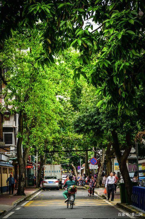 珠海美食街,珠海人学生时代最爱逛的几条街,你有多久没去了?