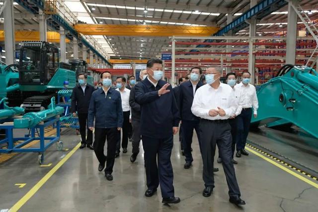 历经28年发展趋势,中联重科已发展壮大变成全世界工程机械设备