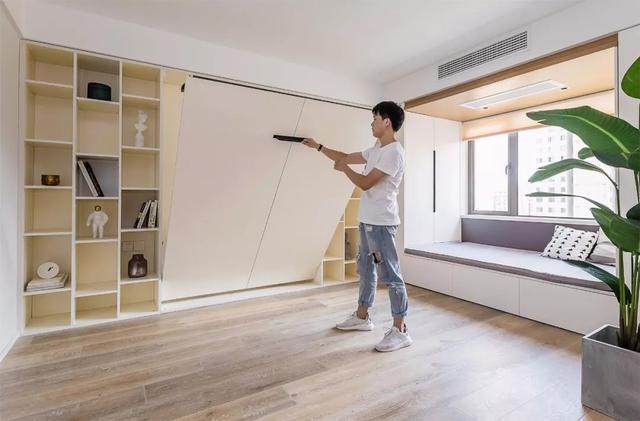 小卧室装修效果图,卧室面积小千万别乱装,这6个巧妙的设计,让小空间立马放大一倍