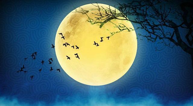 月亮寓意,月亮代表我的心:李白眼中的月亮浪漫唯美,千百年来传唱不衰